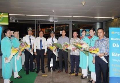 Vietnam Airlines mở đường bay mới Đà Nẵng - Bangkok