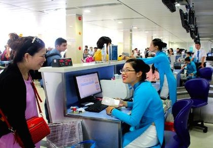 Vietnam Airlines đã khắc phục xong sự cố tin tặc tấn công