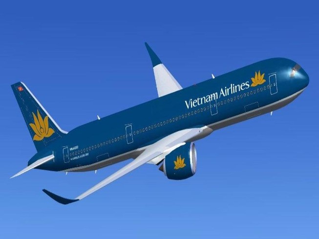 Vietnam Airlines điều chỉnh 4 chuyến bay do bão