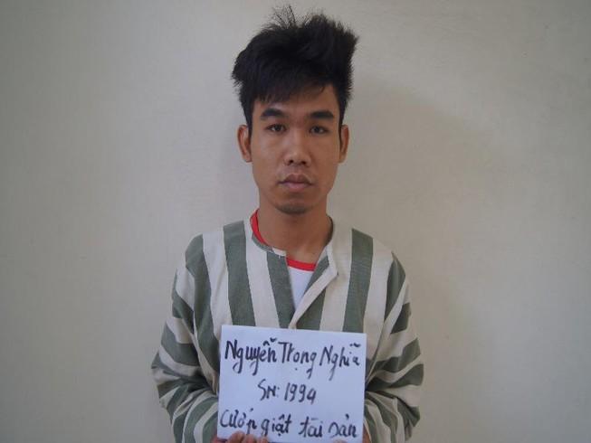 Bắt thanh niên mới ra tù thực hiện liên tiếp 8 vụ cướp