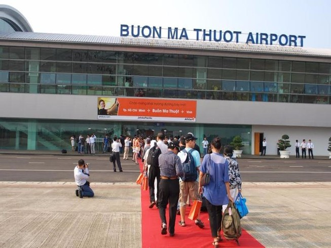 Thêm đường bay mới Hà Nội - Buôn Ma Thuột