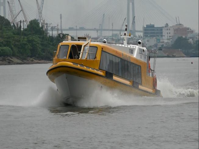 Thêm hai tàu cao tốc TP.HCM - Vũng Tàu