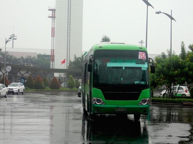 TP.HCM chọn 2 đường có làn riêng cho xe buýt
