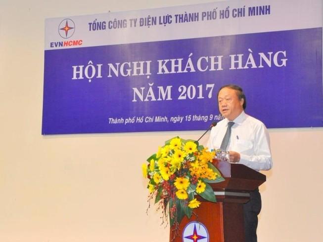 EVN HCMC tổ chức hội nghị khách hàng năm 2017