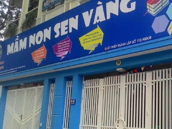 Yêu cầu làm rõ vụ GV Trường Mầm non Sen Vàng đánh trẻ