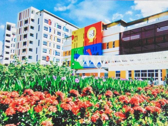 BV Nhi đồng TP.HCM sẽ chính thức hoạt động từ 1-1-2017