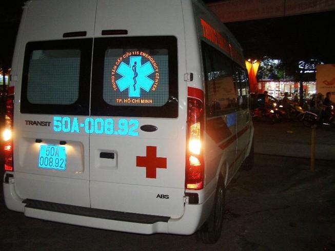 TP.HCM kiến nghị triển khai mô hình cấp cứu Paramedic