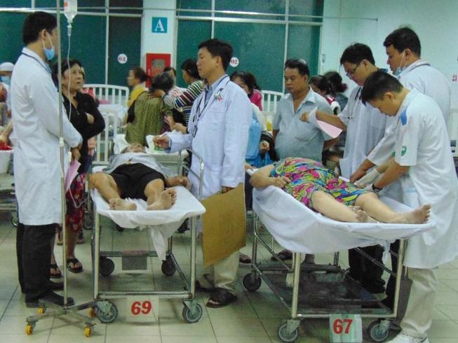 Tết: Tai nạn do sinh hoạt tăng hơn 8%