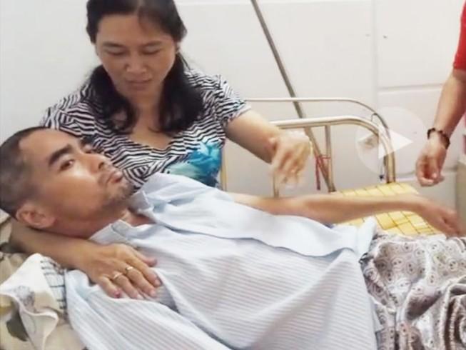 Không thể mổ khớp háng hóa xương của DV Nguyễn Hoàng