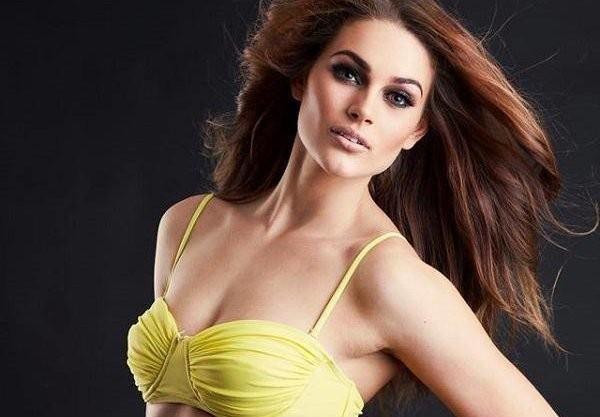 Hoa hậu Nam Phi Rolene Strauss là Hoa hậu đẹp nhất thế giới