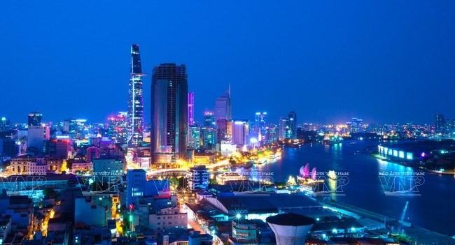 """TP.HCM: Từ """"Hòn ngọc Viễn Đông"""" đến siêu đô thị hiện đại"""