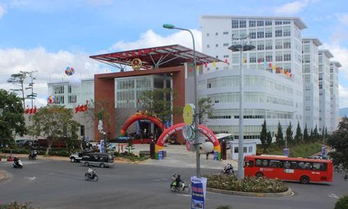 Lâm Đồng khánh thành trung tâm hành chính hơn ngàn tỉ