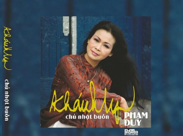 Khánh Ly phát hành album và sách tại Việt Nam