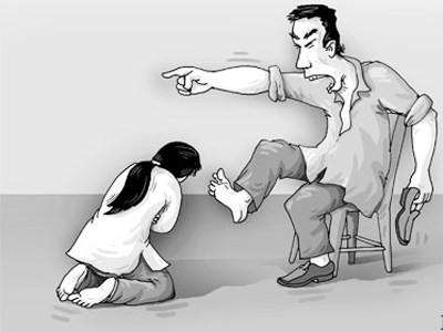 Chồng đánh chết vợ chỉ vì say ngủ và không trả lời