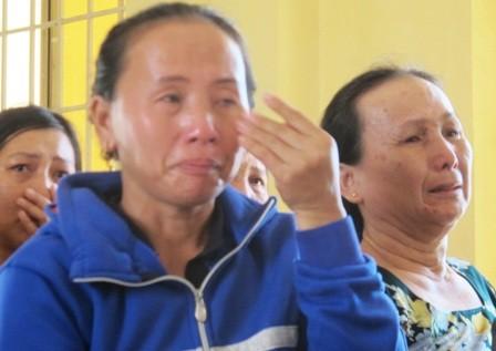 Ngày mai, phúc thẩm 2 người thân học sinh Tu Ngọc Thạch