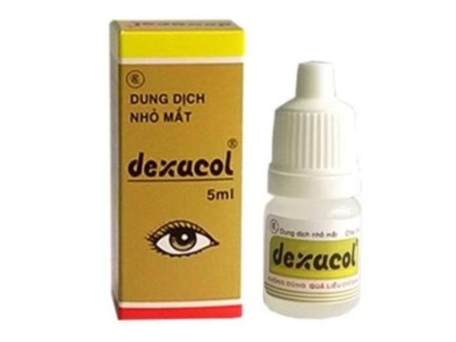 Thu hồi thuốc nhỏ mắt Dexacol vì không đảm bảo chất lượng