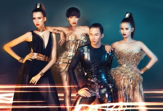 Tối nay ai sẽ đăng quang Vietnam's Next Top Model 2015?