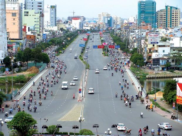 TP.HCM sẽ có thêm cầu gỗ trên đường Điện Biên Phủ
