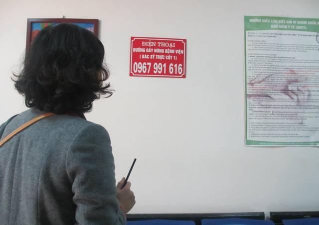 63 người bị kỷ luật vì bị than phiền qua đường dây nóng