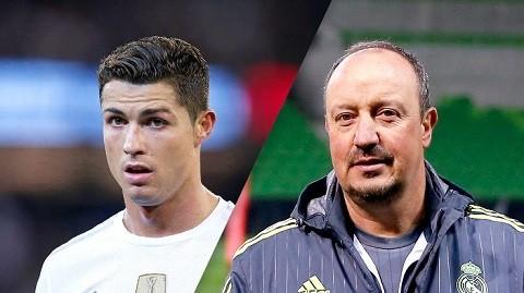 Ronaldo ra tối hậu thư cho Real Madrid: 'Hoặc là Benitez, hoặc là tôi'