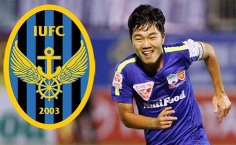 Xuân Trường vào top 10 cầu thủ giá trị nhất của Incheon