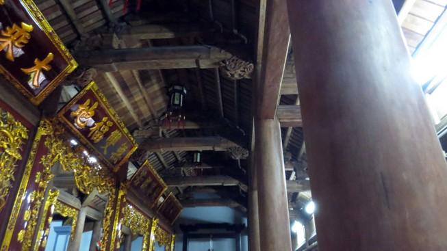 Phục dựng thành công ngôi chùa hơn 750 năm tuổi