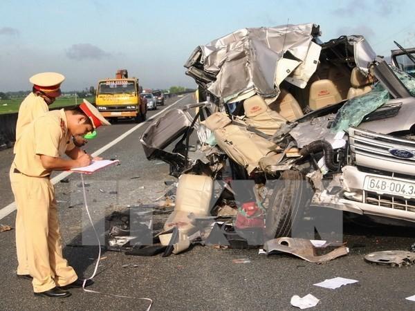 Ba ngày tết, 64 người chết vì tai nạn giao thông