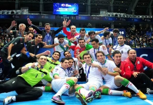 Các danh hiệu tại giải vô địch Futsal châu Á