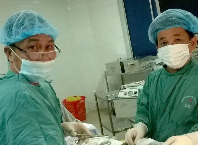 Bệnh viện Tiền Giang nối thành công 'của quý' bị gãy