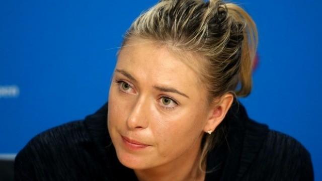 Sharapova từng bị cảnh báo về việc dùng chất cấm