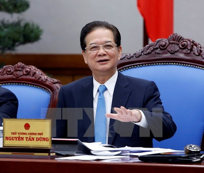 Video: Bài phát biểu chia tay của Thủ tướng Nguyễn Tấn Dũng