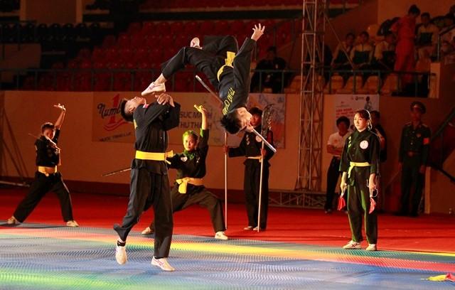 Bế mạc Liên hoan võ thuật quốc tế TP.HCM 2016