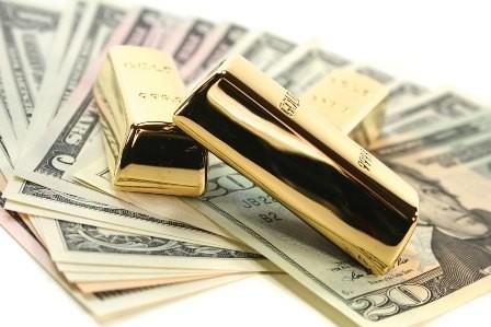 Vàng tuột khỏi mốc 34 triệu đồng/lượng
