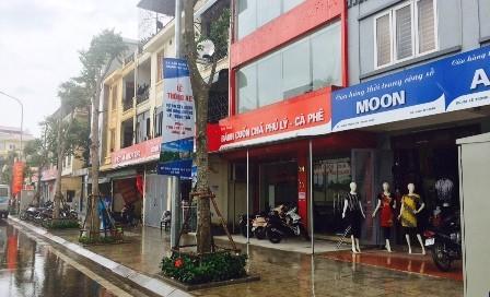 """Hà Nội: Phố Khâm Thiên, Thái Thịnh sắp thành """"phố đồng phục""""?"""
