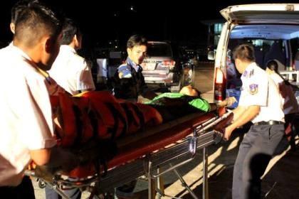 Tìm thấy 2 thi thể trong vụ nổ tàu cá trên biển