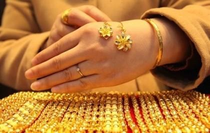 Cuối tuần, giá vàng tăng hơn 2 triệu đồng/lượng