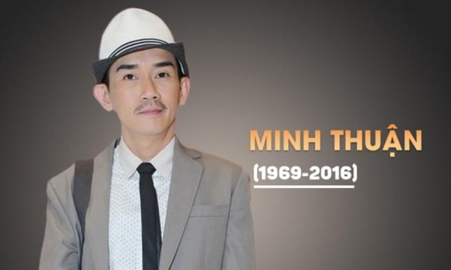 Ca sĩ Minh Thuận qua đời ở tuổi 47