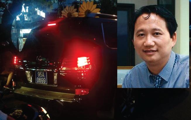 Vụ Trịnh Xuân Thanh:Kỷ luật trưởng phòng CSGT Hậu Giang