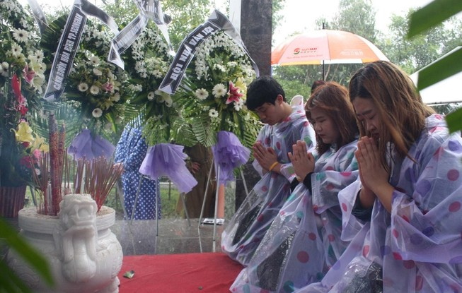 Tưởng niệm 50 năm vụ thảm sát Bình Hòa