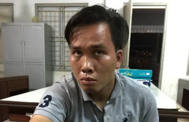 CSGT bắt nóng nghi phạm cướp xe hiếp dâm chiều 30 tết