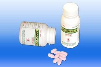 Cảnh báo toàn quốc về việc phát hiện thuốc Amoxycillin giả