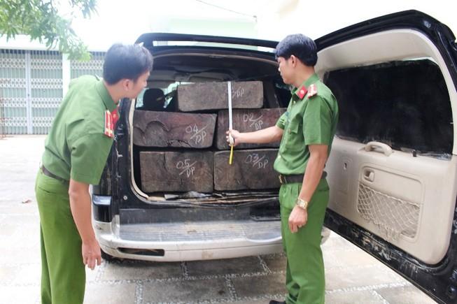Quảng Nam: 4 ngày, phát hiện 4 vụ liên quan gỗ lậu