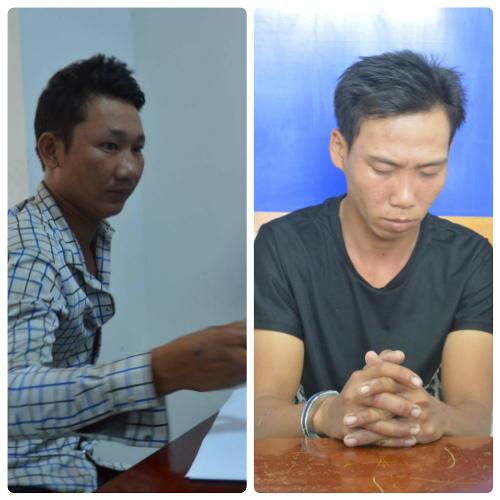 Bắt khẩn cấp hai nghi can cướp và hiếp dâm khiến một phụ nữ bị chết