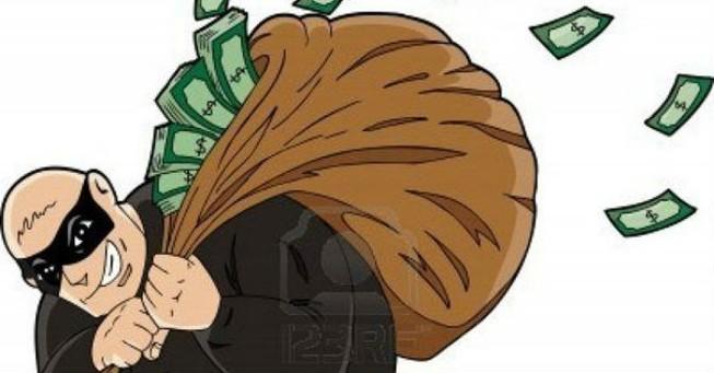 Trộm bị phát hiện, quay ra cướp giật vàng, tiền gần 100 triệu đồng