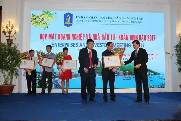 Bà Rịa-Vũng Tàu chào năm mới bằng nhiều dự án triệu USD