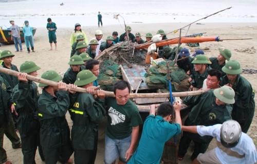 Đà Nẵng: Phân vùng chống bão cho Chủ tịch, Phó Chủ tịch