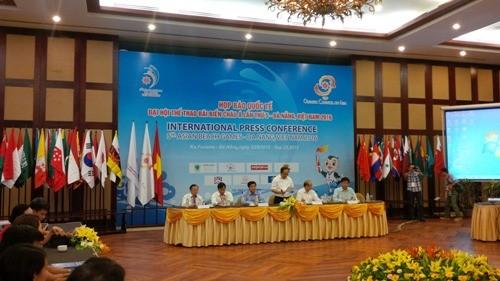 10.000 người tham dự Đại hội thể thao bãi biển Châu Á lần thứ 5