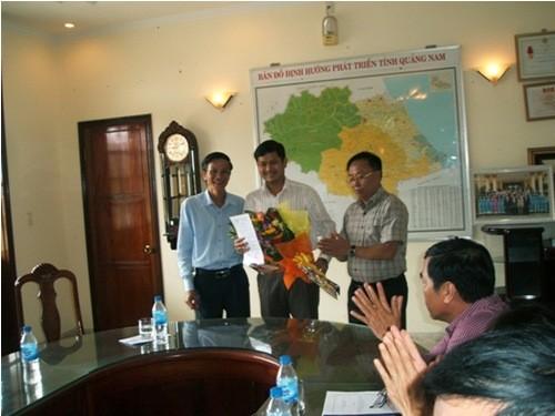 Bộ Nội vụ vào Quảng Nam làm việc vụ 'giám đốc Sở 30 tuổi'