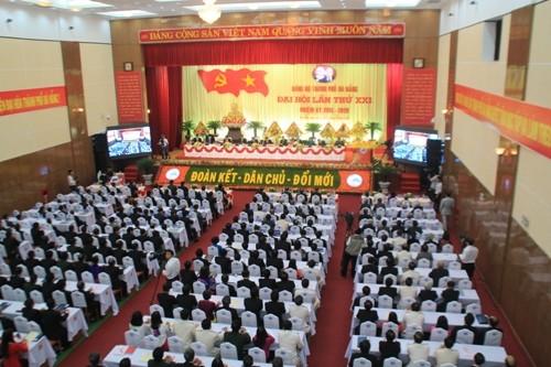 Đà Nẵng dành một phút mặc niệm cố Bí thư Thành ủy Nguyễn Bá Thanh