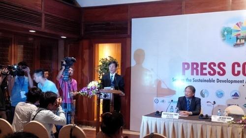 Đà Nẵng: Thông qua thỏa thuận Đà Nẵng về biển Đông Á